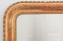 French 19th Century Gold Gilt Louis Philippe Mirror - 832906