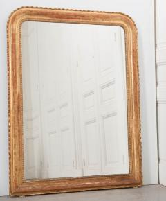 French 19th Century Gold Gilt Louis Philippe Mirror - 832907