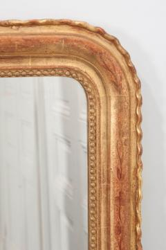 French 19th Century Gold Gilt Louis Philippe Mirror - 832908