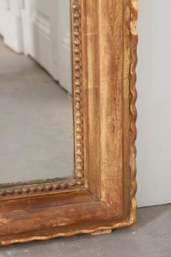 French 19th Century Gold Gilt Louis Philippe Mirror - 832909