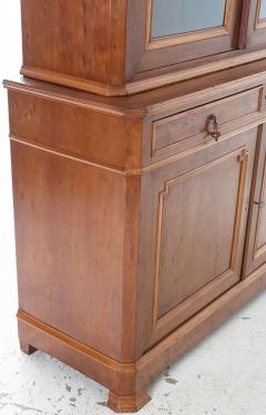 French 19th Century Louis Philippe Buffet a deux Corps - 498057