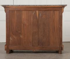 French 19th Century Louis Philippe Burled Elm Wood Commode - 1188470