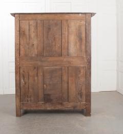 French 19th Century Louis XIII Style Oak Armoire - 1075268