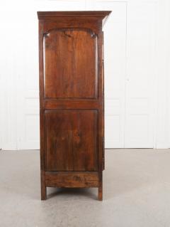 French 19th Century Louis XIII Style Oak Armoire - 1075269
