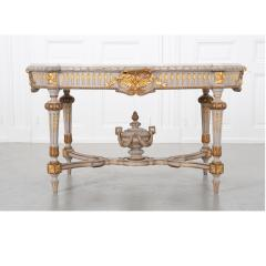 French 19th Century Louis XVI Center Table - 1916170