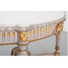 French 19th Century Louis XVI Center Table - 1916173
