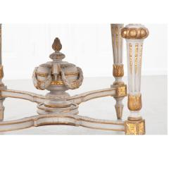 French 19th Century Louis XVI Center Table - 1916175