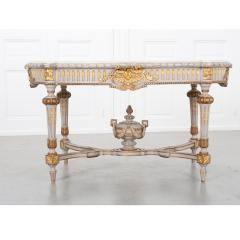 French 19th Century Louis XVI Center Table - 1916176