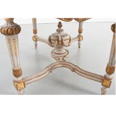 French 19th Century Louis XVI Center Table - 1916180