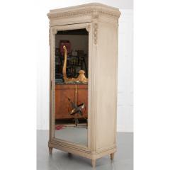 French 19th Century Louis XVI Style Armoire - 2057210