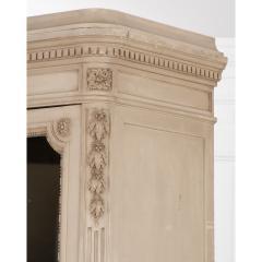 French 19th Century Louis XVI Style Armoire - 2057215