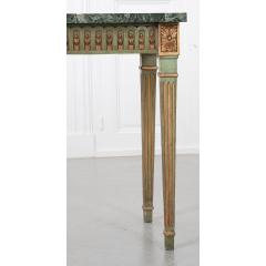 French 19th Century Louis XVI Style Console - 1916234