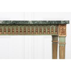French 19th Century Louis XVI Style Console - 1916236