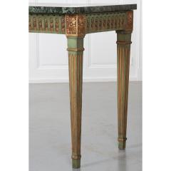 French 19th Century Louis XVI Style Console - 1916237