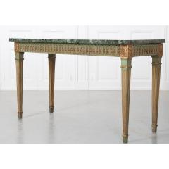 French 19th Century Louis XVI Style Console - 1916238