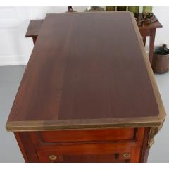 French 19th Century Mahogany Inlaid Cabinet - 1917330