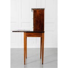 French 19th Century Mahogany Lady s Desk - 1917253