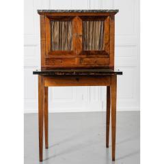French 19th Century Mahogany Lady s Desk - 1917255