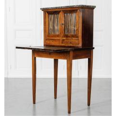 French 19th Century Mahogany Lady s Desk - 1917256
