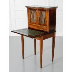 French 19th Century Mahogany Lady s Desk - 1917258