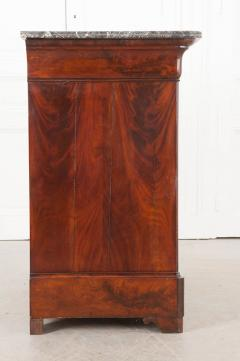 French 19th Century Mahogany Louis Philippe Commode - 1917361