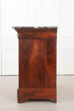 French 19th Century Mahogany Louis Philippe Commode - 1917362