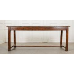 French 19th Century Oak Farmhouse Table - 1794793