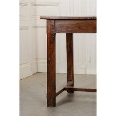 French 19th Century Oak Farmhouse Table - 1794797