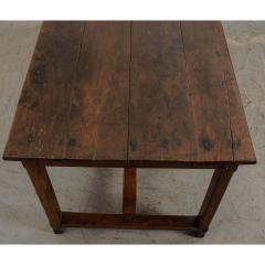 French 19th Century Oak Farmhouse Table - 1794814