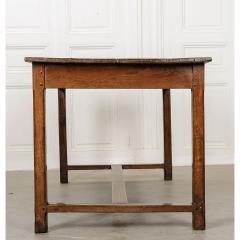 French 19th Century Oak Farmhouse Table - 1794816