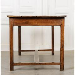 French 19th Century Oak Farmhouse Table - 1794820