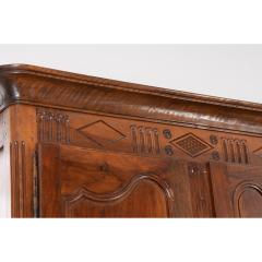French 19th Century Transitional Armoire - 2047636