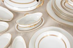 French 20th Century 93 Piece Limoges Luncheon Service - 1812108