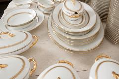 French 20th Century 93 Piece Limoges Luncheon Service - 1812112
