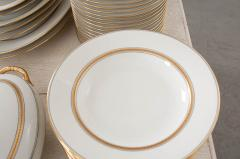French 20th Century 93 Piece Limoges Luncheon Service - 1812113