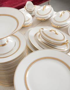 French 20th Century 93 Piece Limoges Luncheon Service - 1812115