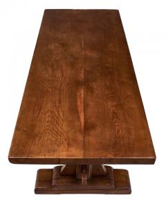 French Antique Monastery Table - 594235