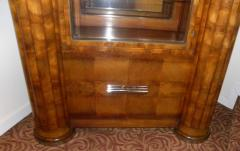 French Art Deco Display Cabinet Vitrine Moderne - 118051