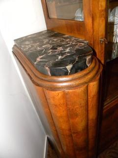 French Art Deco Display Cabinet Vitrine Moderne - 118053