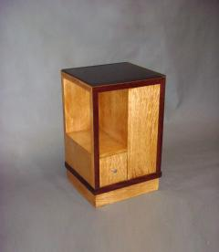 French Art Deco Sided Table or Nightstand - 621208