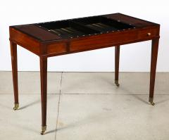 French Backgammon Table - 1116935