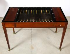 French Backgammon Table - 1116938