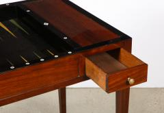 French Backgammon Table - 1116939