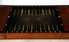 French Backgammon Table - 1116940