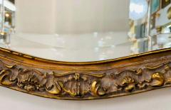 French Baroque Style Gilt Wood Carved Mirror - 1659592