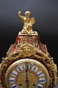 French Boulle Clock - 336819