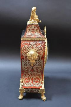 French Boulle Clock - 336821