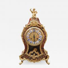 French Boulle Clock - 339819