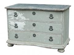 French Bow Front Dresser - 738848