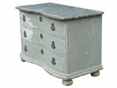 French Bow Front Dresser - 738849